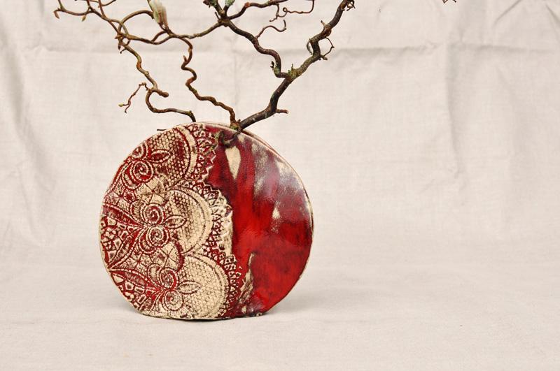keramik ton raku kunst von elfi jungwirth aus kirchham. Black Bedroom Furniture Sets. Home Design Ideas